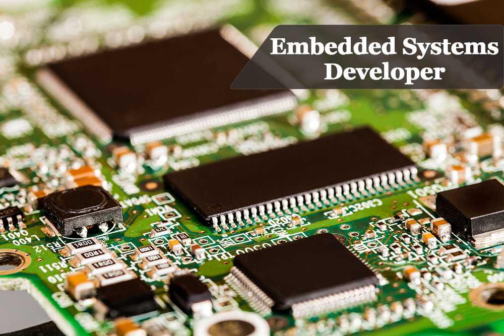 Career in Embedded Systems Developer